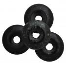 Donut Ágata negro