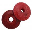 Donut Ágata rojo