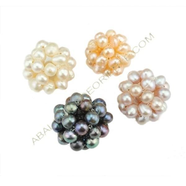 Bola de perlas cultivadas