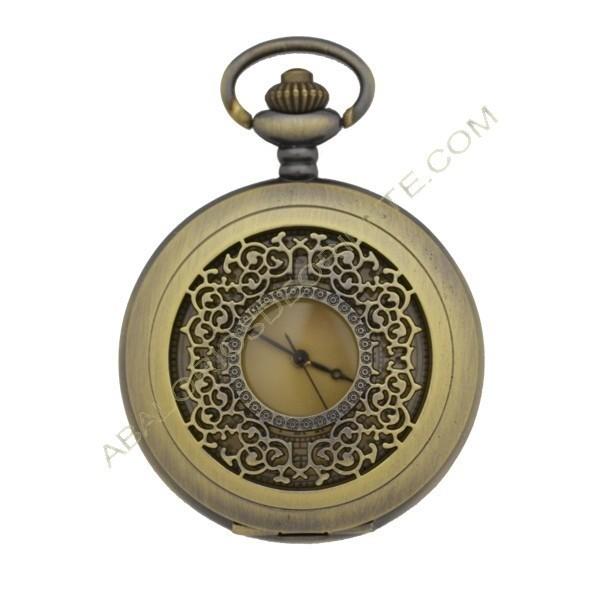 Reloj de caballero modelo 4 bronce