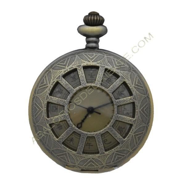Reloj de caballero modelo 5 bronce