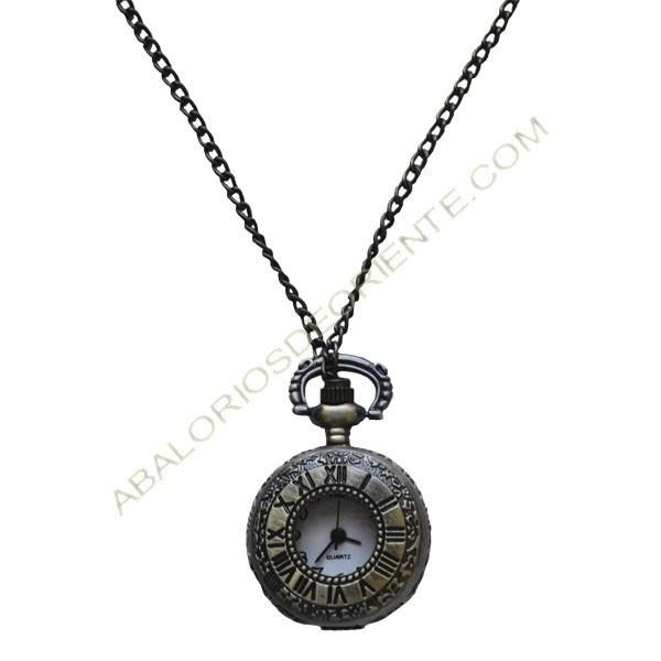 Reloj de caballero pequeño bronce