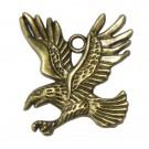Colgante águila bronce