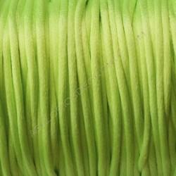 Cola de ratón color verde flúor 2 mm