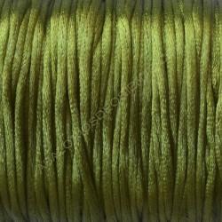 Cola de ratón color verde oliva 2 mm