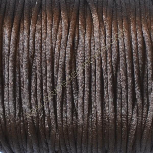 Cola de ratón color marrón 2 mm