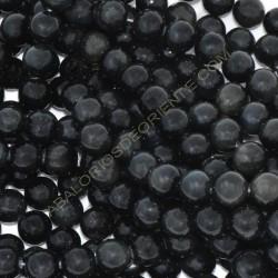 Obsidiana negra bola 10 mm