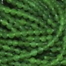 Bola de Jade verde malayo de 6 mm