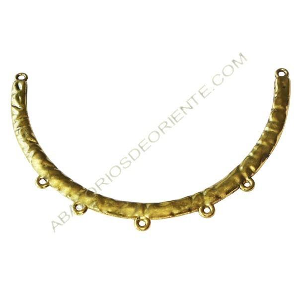 Base para collar dorado