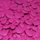 Cuenta acrílica mariposa rosa fucsia 30 x 23 x 4 mm