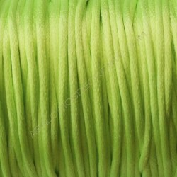 Cola de ratón verde flúor 2 mm