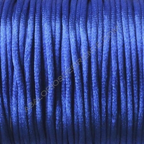 Cola de ratón color azul 2 mm