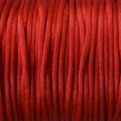 Cola de ratón color rojo 2 mm