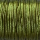 Cola de ratón color verde oliva 2 mm