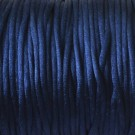 Cola de ratón color azul marino 2 mm