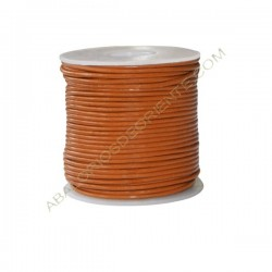 Cuero 1 mm Naranja 131