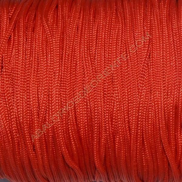 Hilo de Nylón 1 mm rojo en carretes