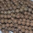 Bola de cerámica titanizada topo de 10 x 10 mm.