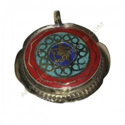 Colgante tibetano Lotus