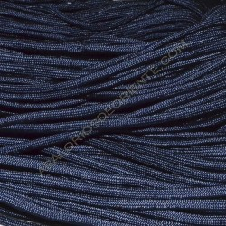 Cordón Paracaidista azul marino 4 mm
