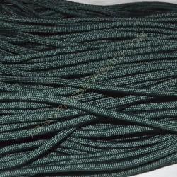 Cordón Paracaidista verde botella 4 mm