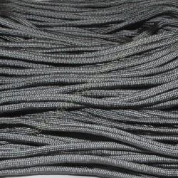 Cordón Paracaidista gris marengo 4 mm