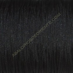 Hilo de Nylón 1 mm negro