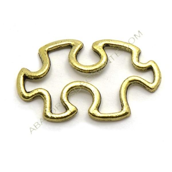 Entrepieza conectora puzzle
