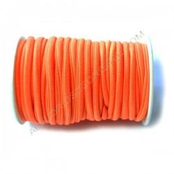 Cordón de Lycra elástico 5 mm verde