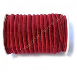 Cordón de Lycra elástico 5 mm morado