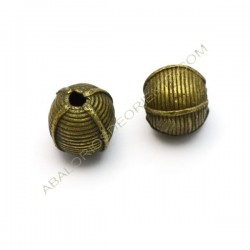 Entrepieza de bronce bola 16 mm