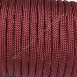 Cordón Paracaidista burdeos 4 mm