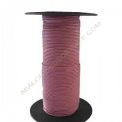 Cuero rosa claro 2 mm