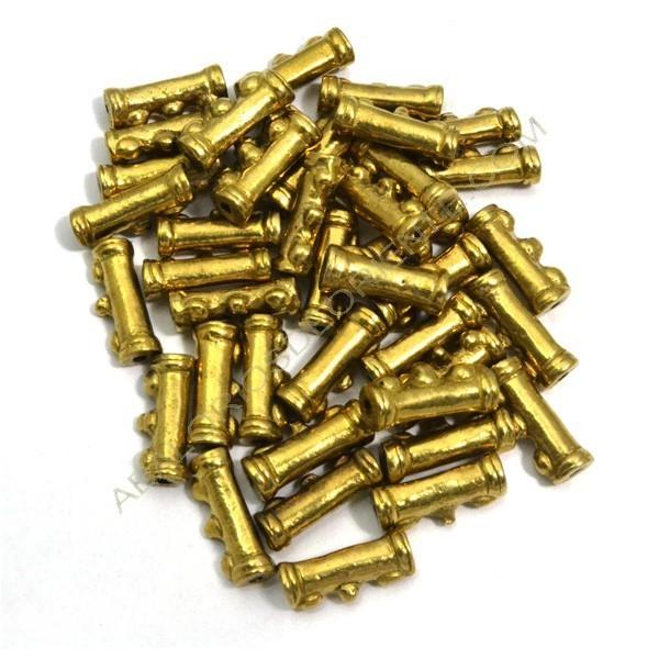 Entrepieza de bronce tubo