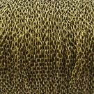 Cadena de hierro color bronce de 3,2 x 2,1 x 0,5 mm