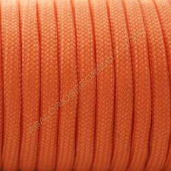 Cordón Paracaidista naranja 4 mm