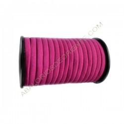 Nailon elástico de 5 mm fucsia