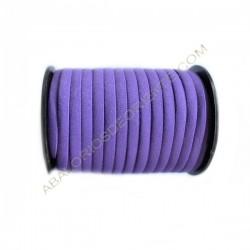 Nailon elástico de 5 mm morado