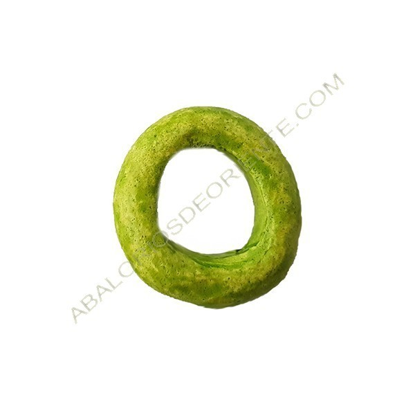 Aro cerámica verde mate 23 mm