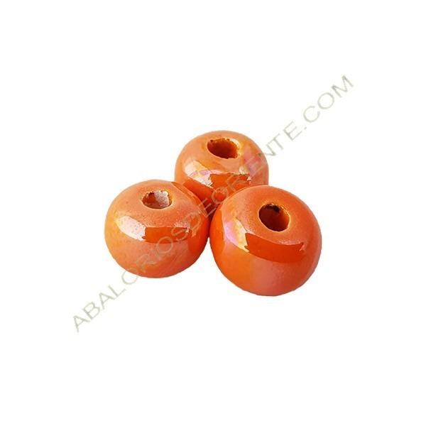 Cerámica 12 mm naranja