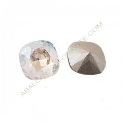 Cabuchón Swarovski 12 mm Crystal