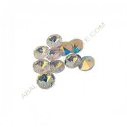 Disco Swarovski 6 x 3 mm color Crystal