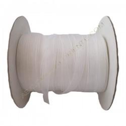 Hilo organza 7 mm blanco