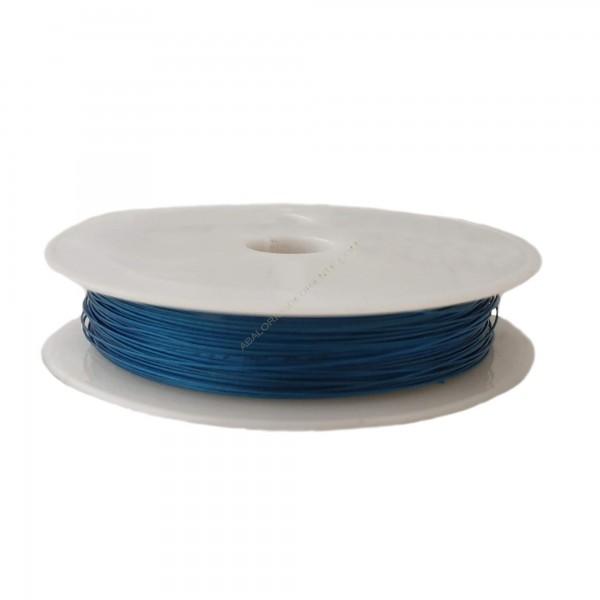 Alambre de acero azulón 0,45 mm