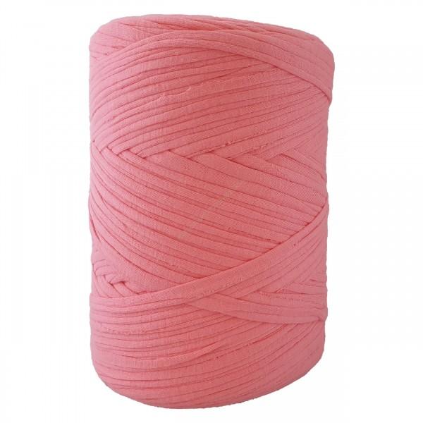 Bobina de trapillo rosa chicle