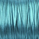 Cola de ratón azul turquesa 2 mm