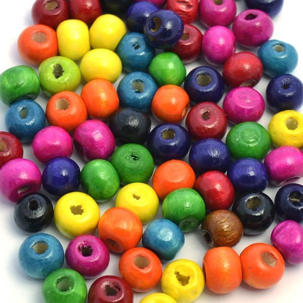 Madera multicolor