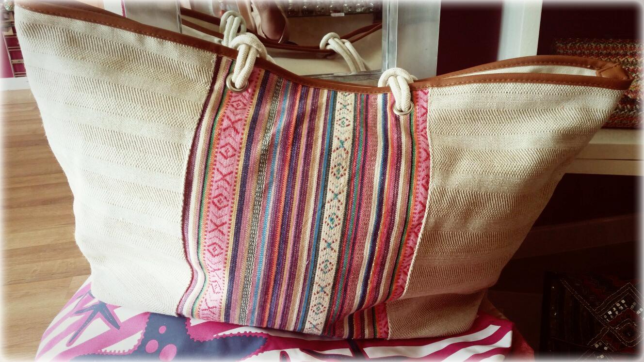 Bolso indio tamaño grande - Nuevos bolsos indios