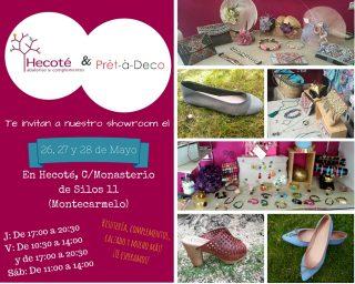Showroom Prêt-à-Deco y Hecoté